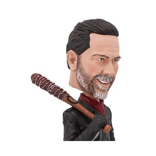 ROYAL BOBBLES The Walking Dead negan avec Lucille Collectible Bobblehead Figure
