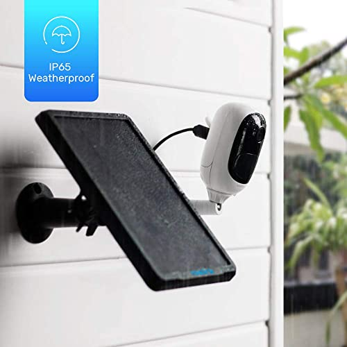 Buy Reolink Argus 2+Solar Panel | Wireless Rechargeable Battery