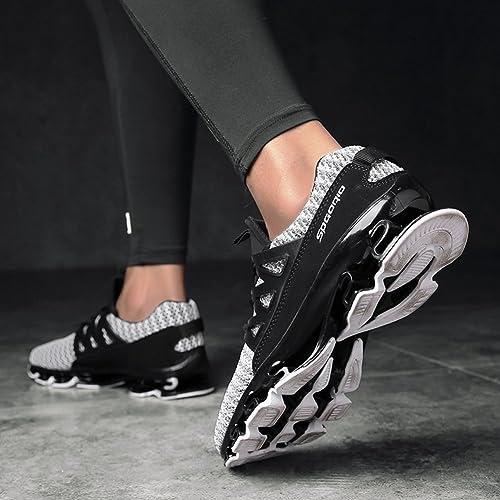 ce15e21c22045 Buy Mu Yangren Springblade Sport Running Shoes, Men's Blade Mesh ...