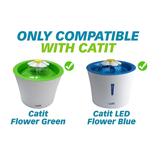 PET STANDARD Filters for Catit Design Senses Fountains and Catit Flower Fountain