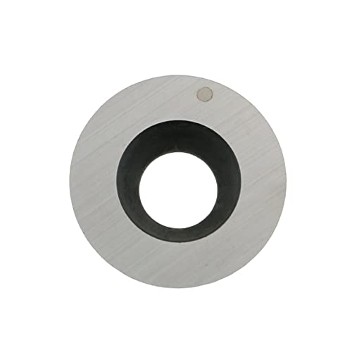 Dltools 1 2 12mm Round Tungsten Carbide Insert Replacement Cutter For Mini Mid Finishers Pro Hollowers Woodturning Tools Pack Of 1