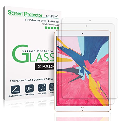 Ztotop Screen Protector for iPad Pro 12.9 Inch 2018 , 2 Pack Face ID /& Pencil Compatible//Installation Frame//Scratch Resistant 9H Tempered Glass Screen Protector for iPad Pro 12.9 Inch 2018 3rd Gen