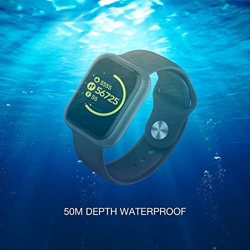 Buy Giyastar Smart Watch, Touch Screen Smartwatch Wrist