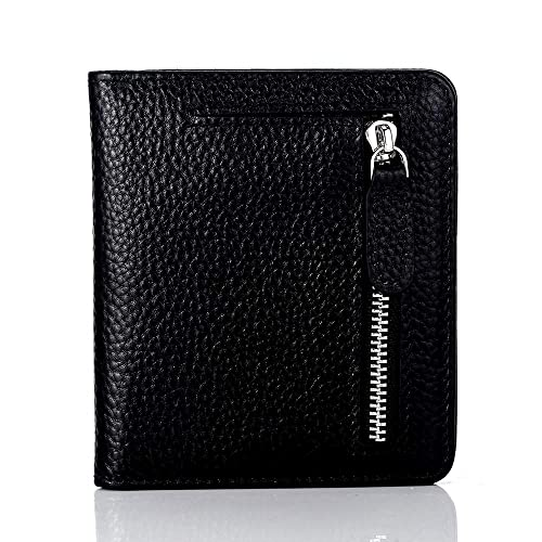 56c8cb2f9b3a Buy FUNTOR Leather Wallet for women, Ladies Small Compact Bifold ...