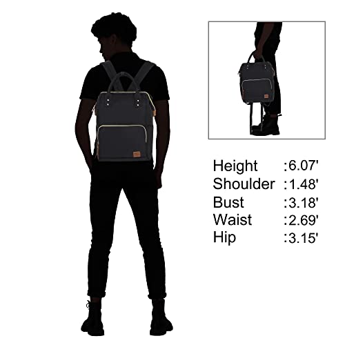 eae2587f2108 Buy Veegul Wide Open Multipurpose Travel Backpack Lightweight Casual ...