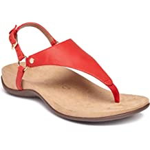 ef8861e15da6 Vionic Women  39 s Rest Kirra Backstrap Sandal - Ladies Sandals with  Concealed Orthotic