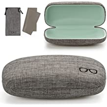 Eyewear Accessories Fashion Portable Container Bag Scratch-proof Glasses Cases Soft Travel Storage Eyeglasses Pouch Glasses Bag Felt Zipper